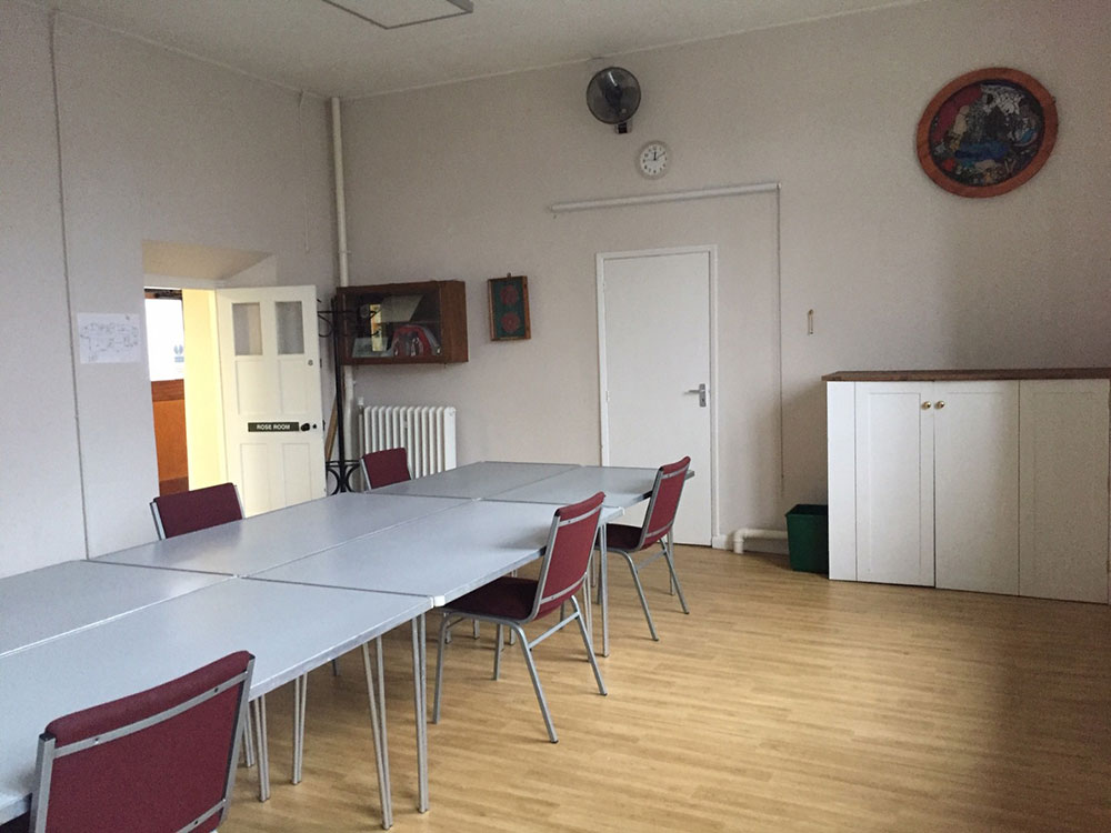 Community centre - rose room
