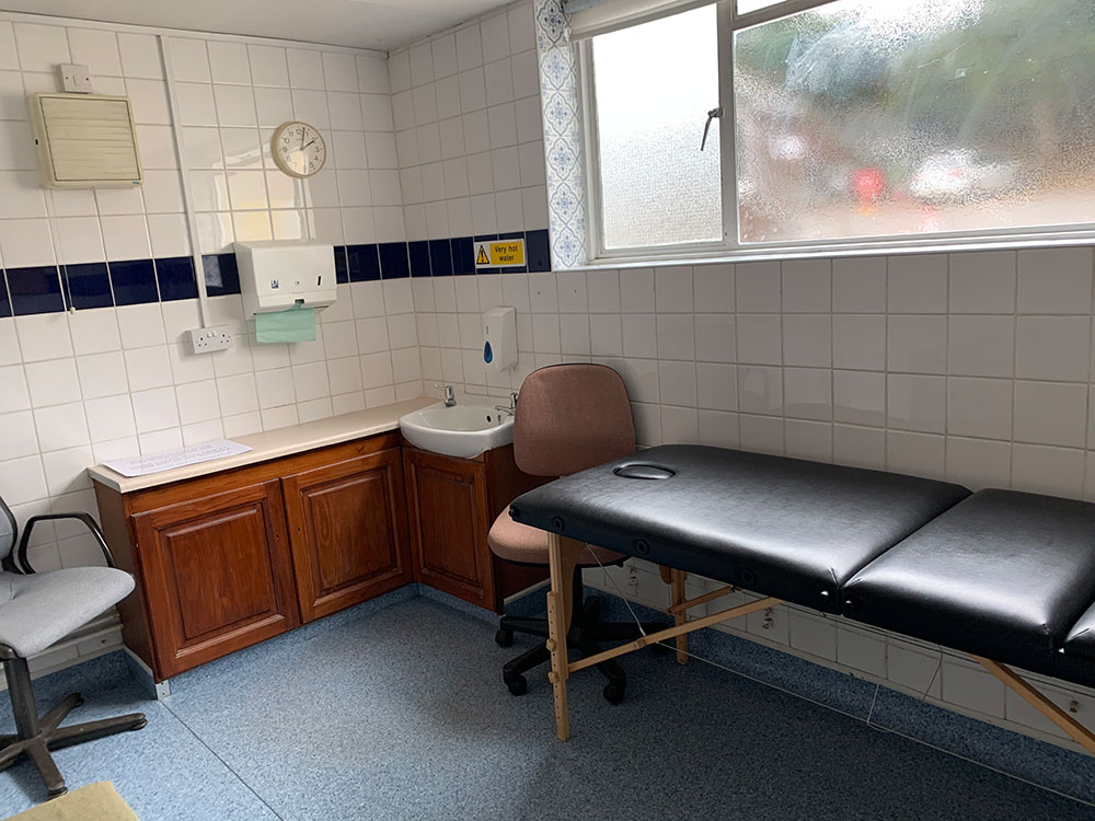 Community centre - therapy room